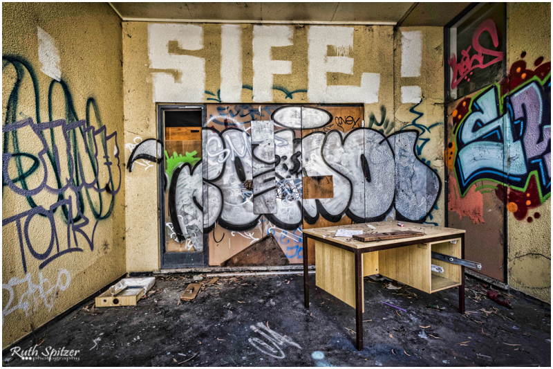 Abandoned-Caringbah-High-School