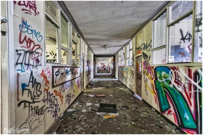 Abandoned-Caringbah-High-School