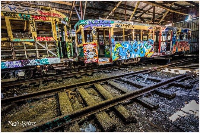 Loftus-Tram-Shed