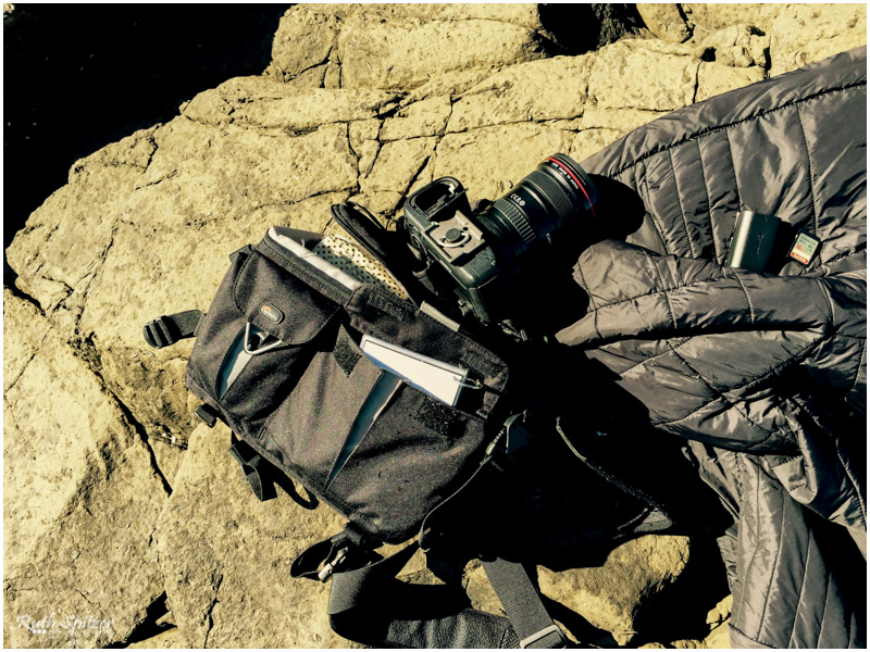 Ruth Camera drying out - WebWmB