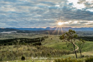 National-Arboretum-Canberra-sunset