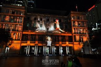 Sydney-Vivid-NSW-2016-Customs-House