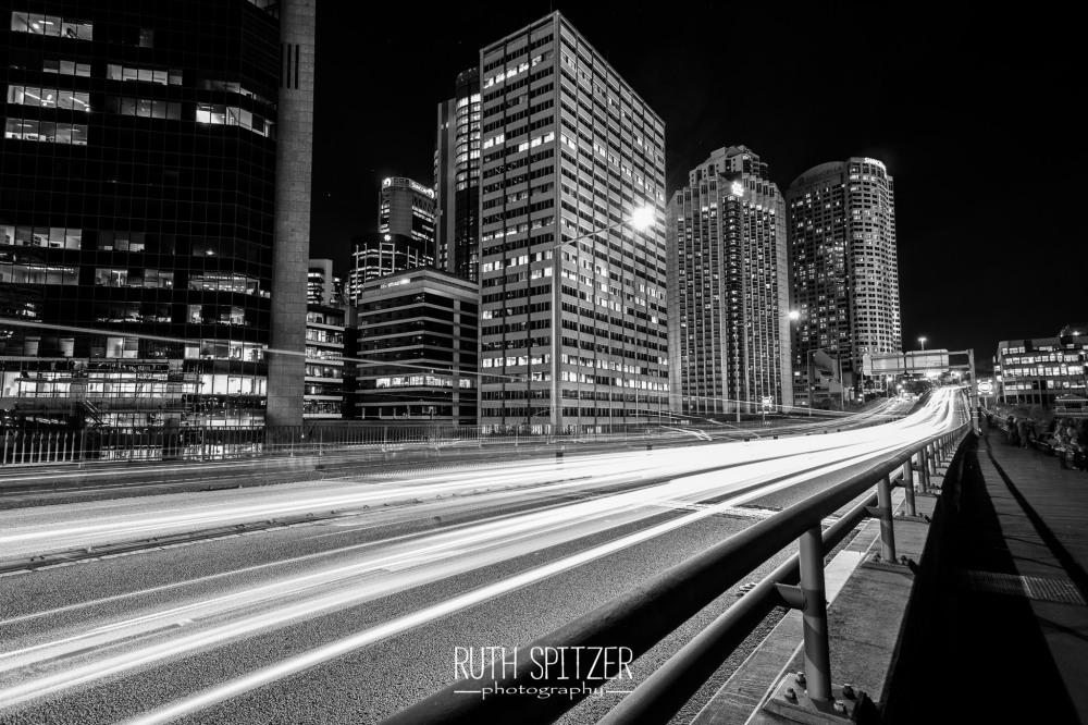 Sydney-CBD-NSW-Cityscape-BlackandWhite