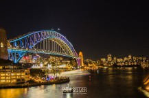 Vivid-Sydney-2016-Harbour-Bridge