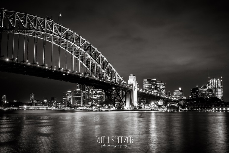 Ruth_Spitzer_Wollongong_Sydney_Harbour_Bridge