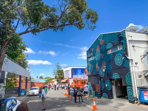 Walk The Walls Cronulla Street Art Festival 2019